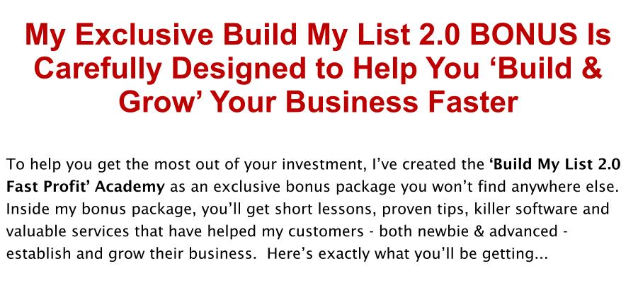 Build-My-List-2-Review-Bonus