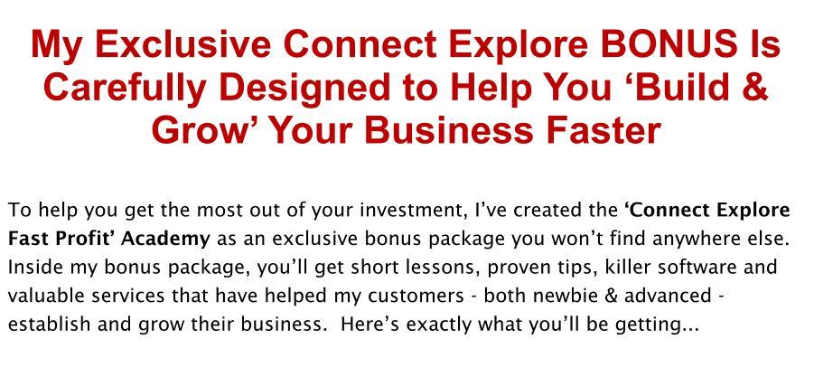 connect-explore-review-bonus