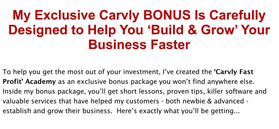 Carvly-Review-Bonus