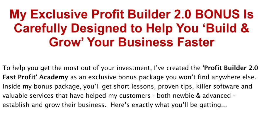 Profit-Builder-2-Review-Bonus