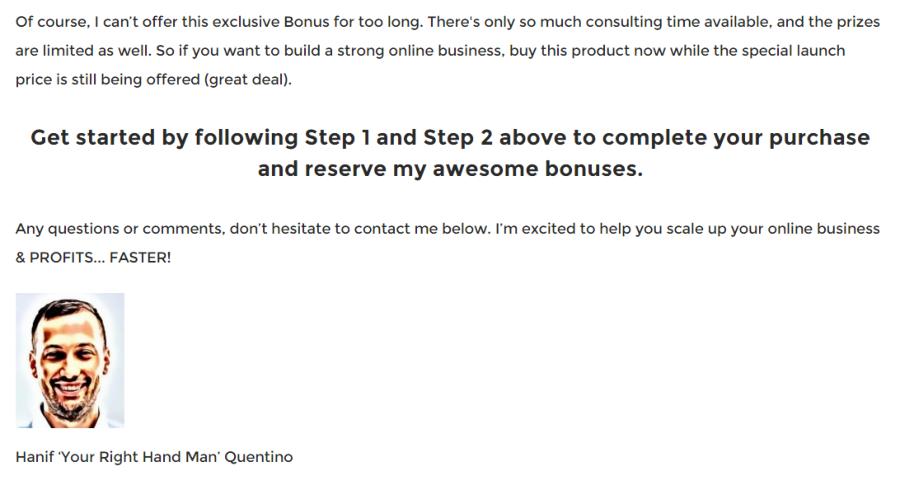 Designo-Pro-Bonus-Review-Hanif